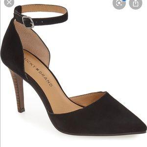 Lucky Brand Tukka D'orsay heel